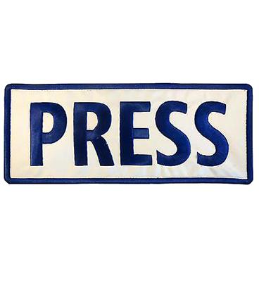 Presse Patch/Beschriftung